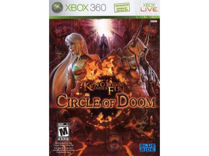 Kingdom under fire- Circle of doom
