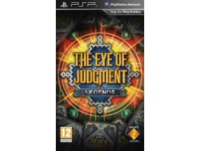 The Eye of Judgement Legends